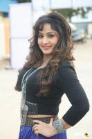 Maadhavi Latha at Indian Entertainment League Logo Launch (26)