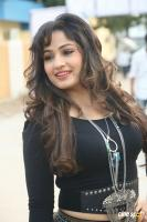 Maadhavi Latha at Indian Entertainment League Logo Launch (27)