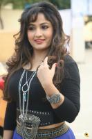 Maadhavi Latha at Indian Entertainment League Logo Launch (33)