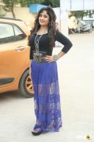 Maadhavi Latha at Indian Entertainment League Logo Launch (6)