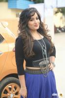 Maadhavi Latha at Indian Entertainment League Logo Launch (7)