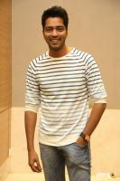 Allari Naresh at Intlo Deyyam Nakem Bhayam Trailer Launch (7)