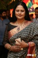 Jayasudha at Shatamanam Bhavathi Audio Launch Photos (4)