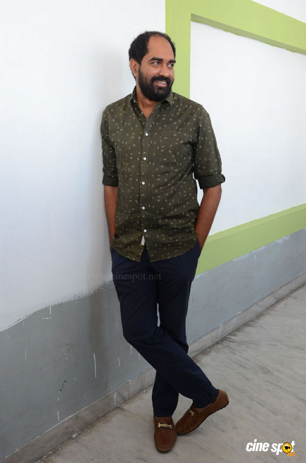 Director Krish GPSK Interview Photos (1)
