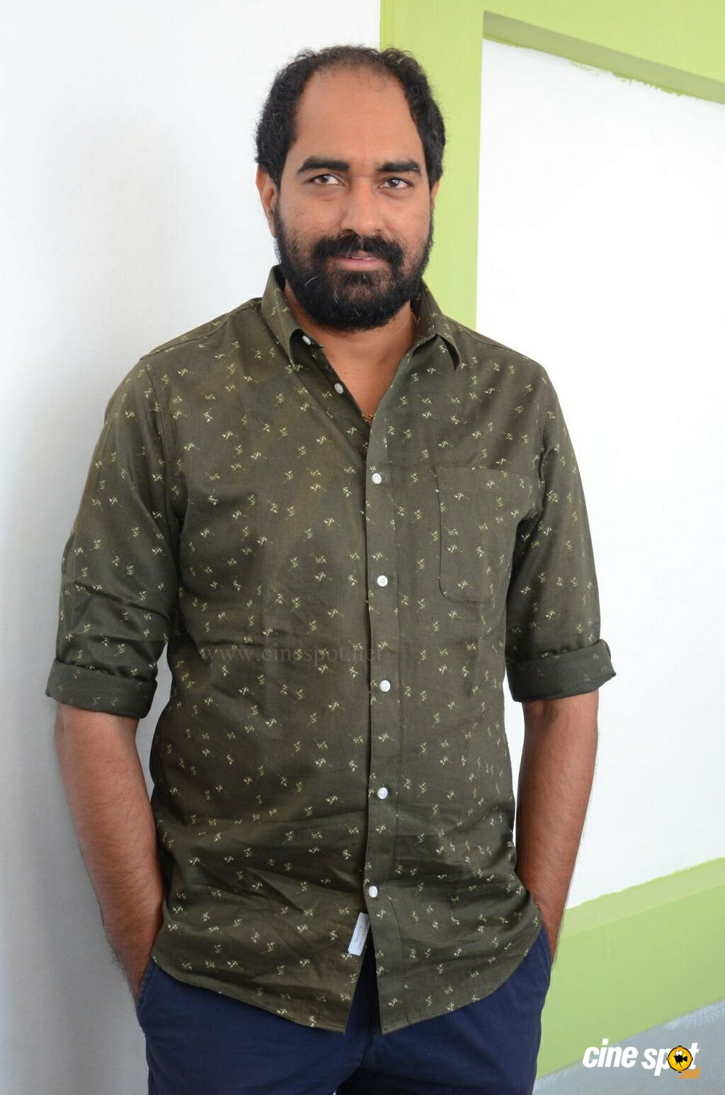 Director Krish GPSK Interview Photos (10)