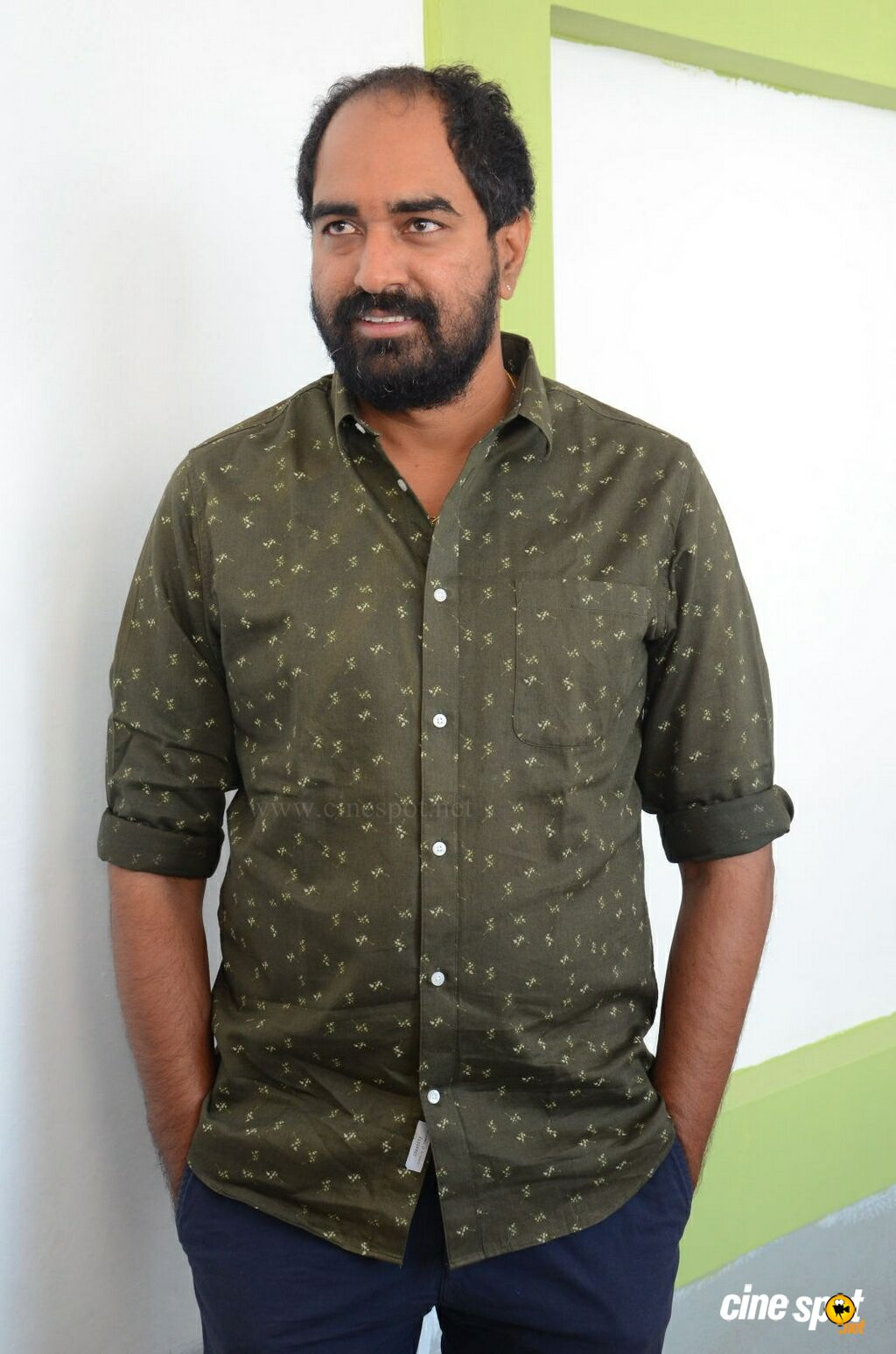 Director Krish GPSK Interview Photos (11)