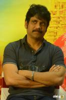 Nagarjuna at Om Namo Venkatesaya Success Meet (4)