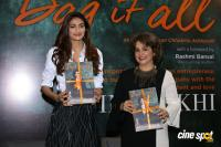 Athiya Shetty At The Launch Of Nina Lekhi Biography Bag It All Photos