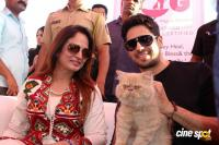 Siddharth Malhotra At Glamdogs Event Photos