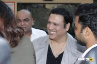Govinda Unveil Inter School Cricket Tournament Trophy Photos