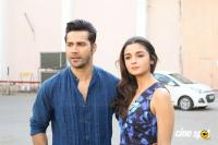 Promotional Interview With Badrinath Ki Dulhania Team Photos
