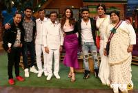 The Kapil Sharma Show With Machine Team Photos