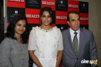 Bipasha Basu Unviels Health & Nutrition Success Issue Photos