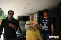 Govinda Celebrates Holi With His Family (1)