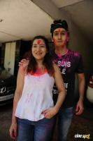Govinda Celebrates Holi With His Family (10)