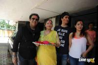 Govinda Celebrates Holi With His Family (2)