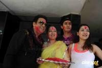 Govinda Celebrates Holi With His Family (7)