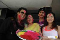Govinda Celebrates Holi With His Family (8)