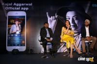 Launch Of Mobile App With Kajal Aggarwal (14)