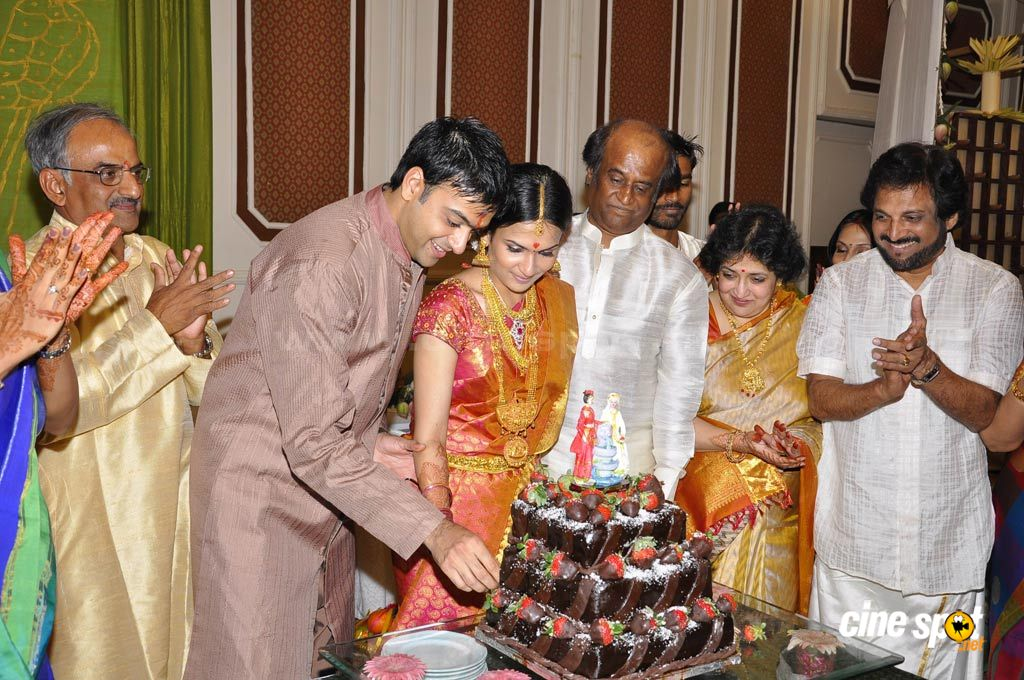 Soundarya Rajinikanth Marriage Wedding Photos 9