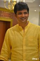 Jiiva at Sangili Bungili Kadhava Thorae Success Meet (1)