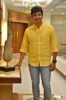Jiiva at Sangili Bungili Kadhava Thorae Success Meet (7)