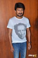 Udhayanidhi at Saravanan Irukka Bayamaen Success Meet (2)