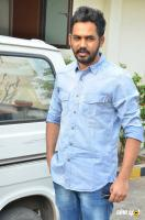 Adhi at Meesaya Murukku Success Meet (3)