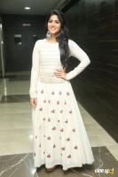 Megha Akash at LIE Pre Release Function (1)