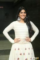 Megha Akash at LIE Pre Release Function (3)