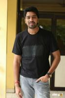 Meda Meeda Abbayi Hero Allari Naresh Interview Photos (1)