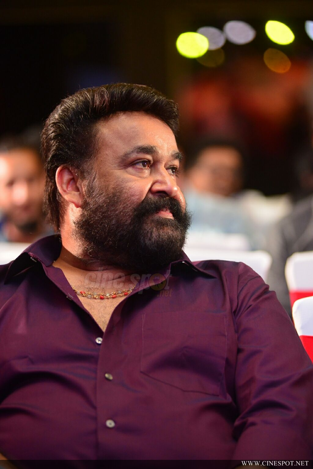 Mohanlal at Villain Audio Launch (10)
