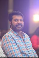 Mammootty at Shikari Shambu Movie Pooja (3)