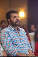 Mammootty at Shikari Shambu Movie Pooja (5)