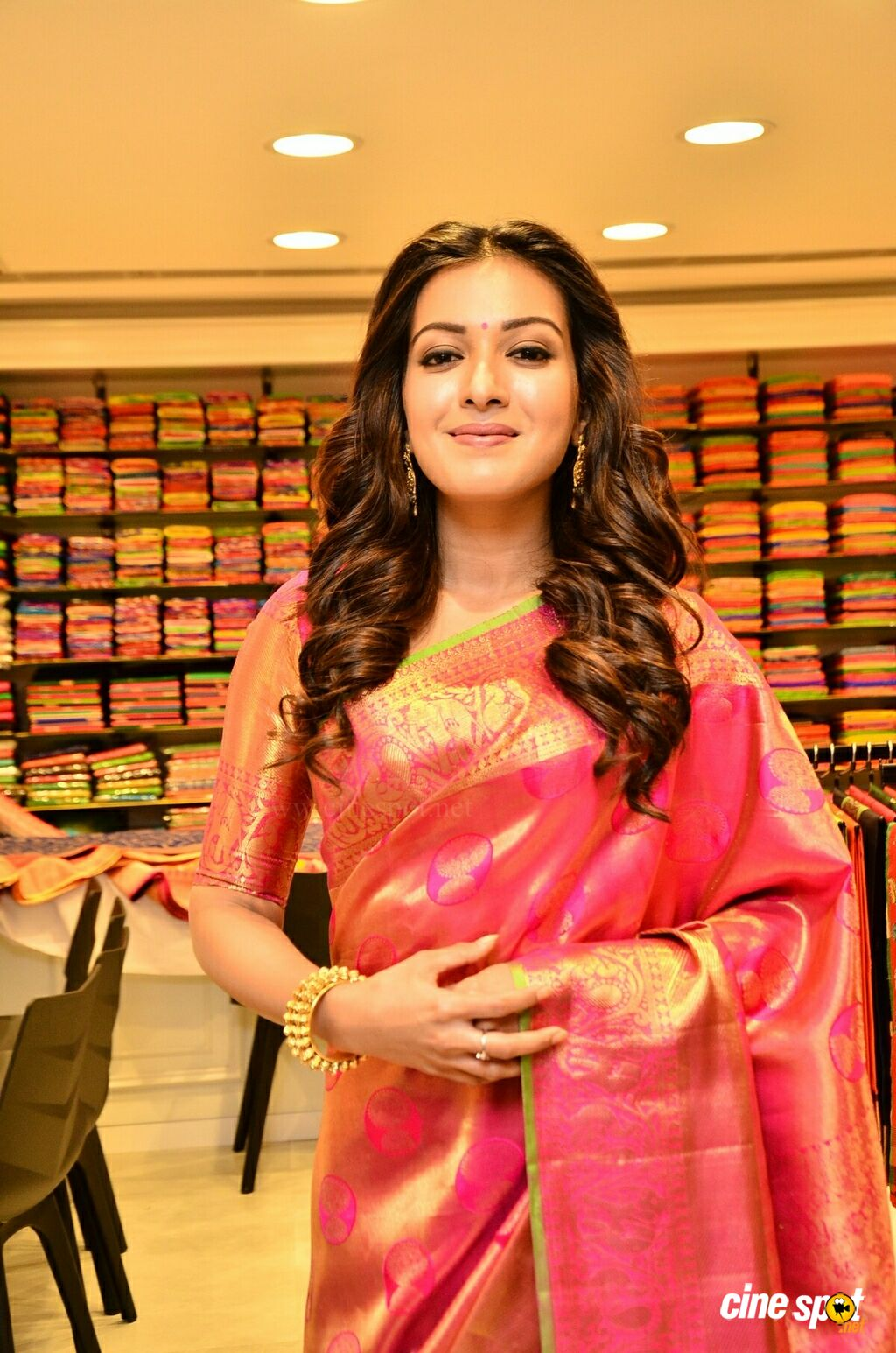 Catherine Tresa at KLM Fashion Mall Launch (8)