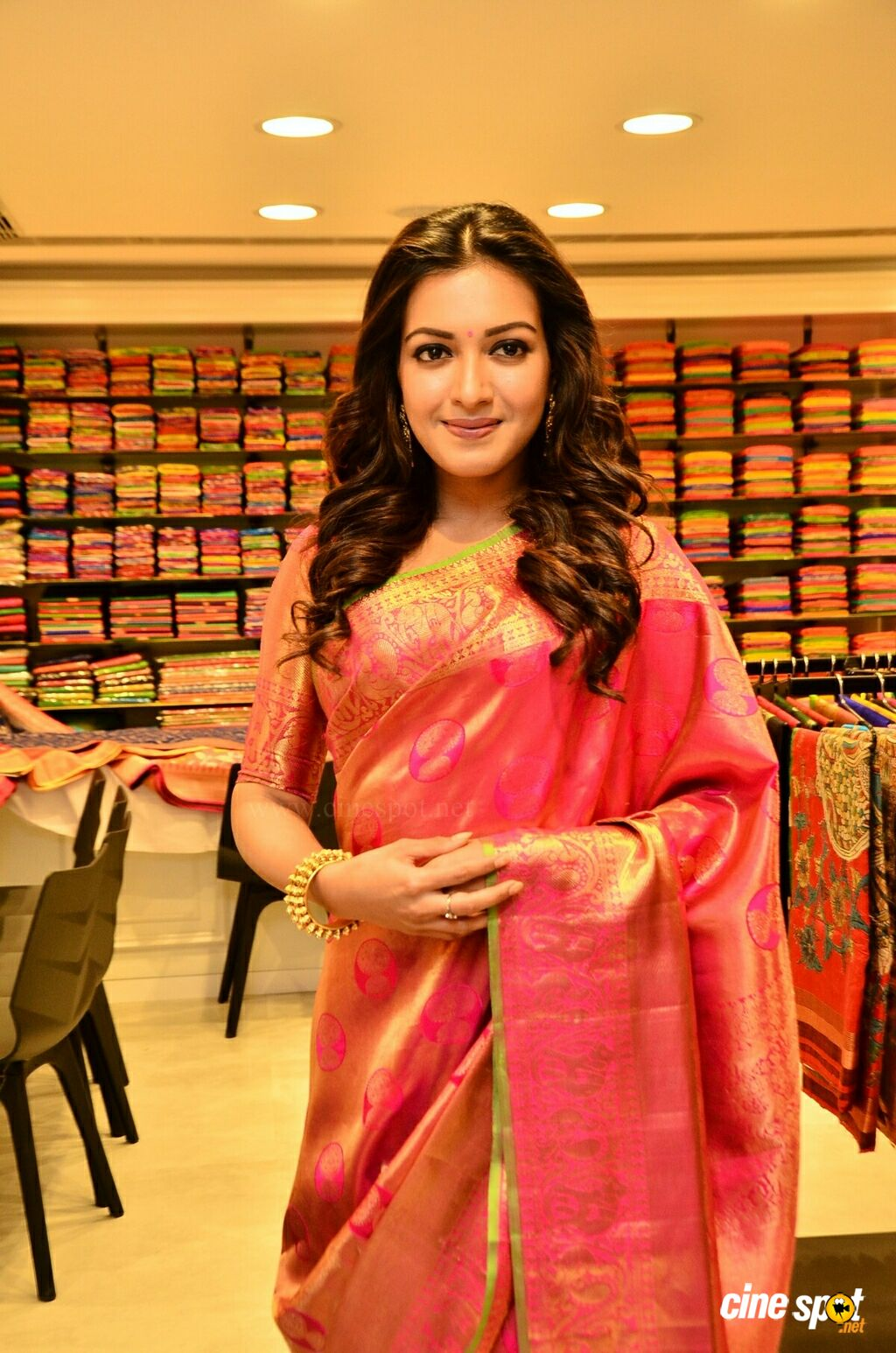 Catherine Tresa at KLM Fashion Mall Launch (9)