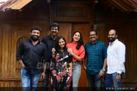 Sherlock Toms Movie Promo Meet Photos