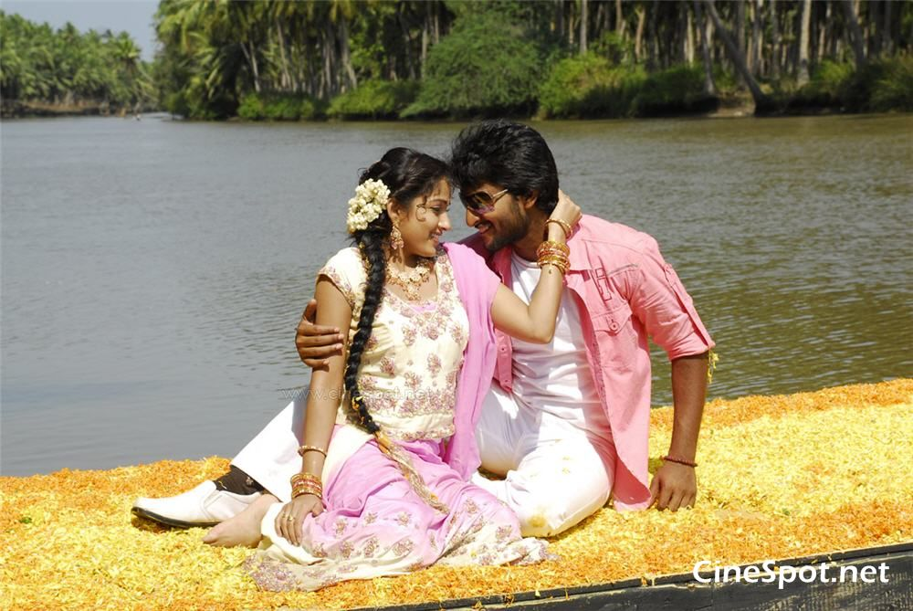 Nani madhvi latha telgu movie photos (29)