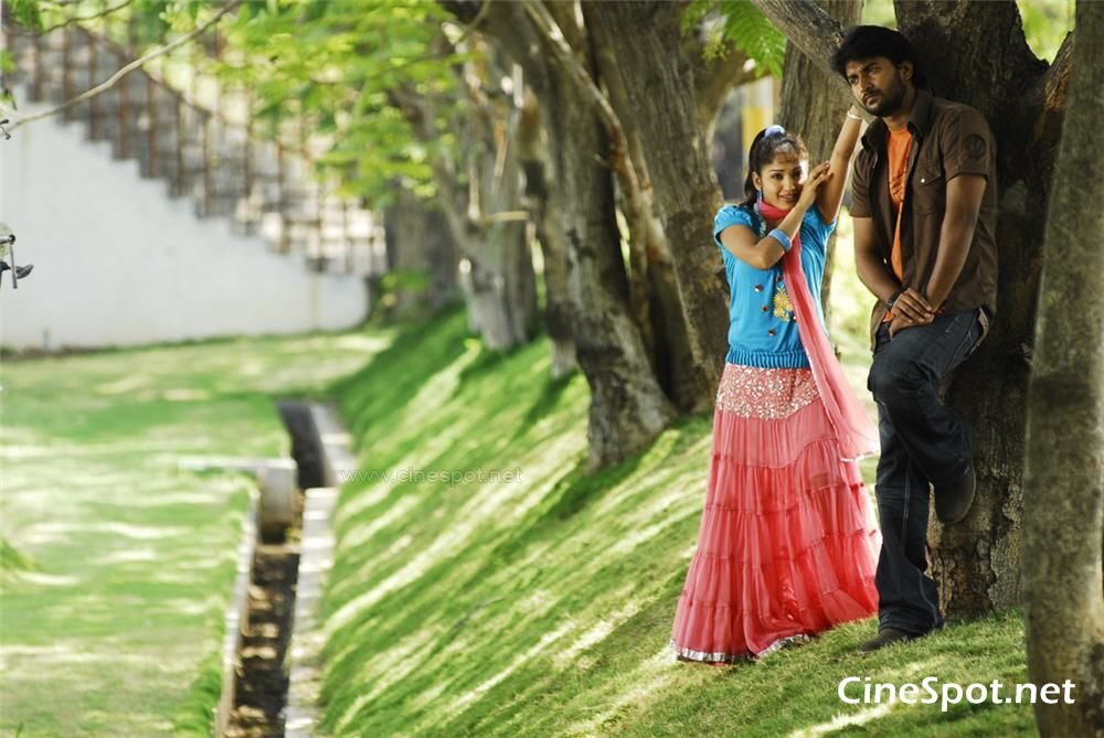 Nani madhvi latha telgu movie photos (36)