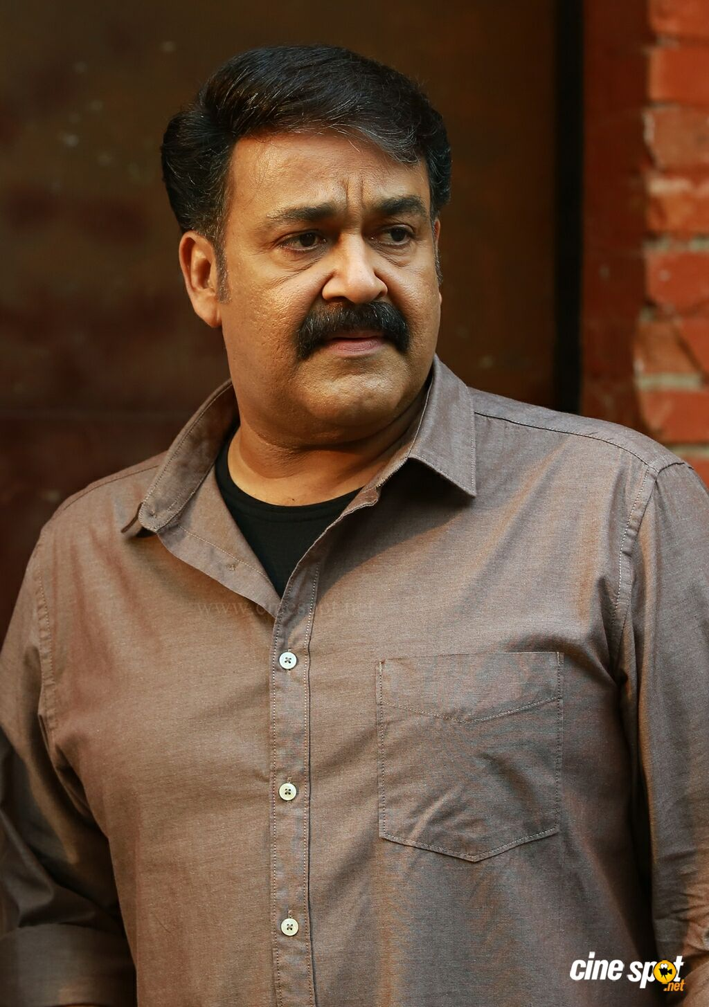 Mohanlal in Villain (1)