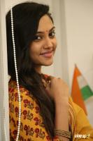 Smruthi Venkat at Mouna Valai Movie Pooja (3)