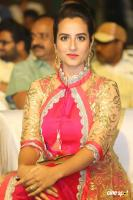Amrutha at Mental Madhilo Pre Release Event (1)