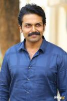Karthi at Khakee Movie Success Meet (9)