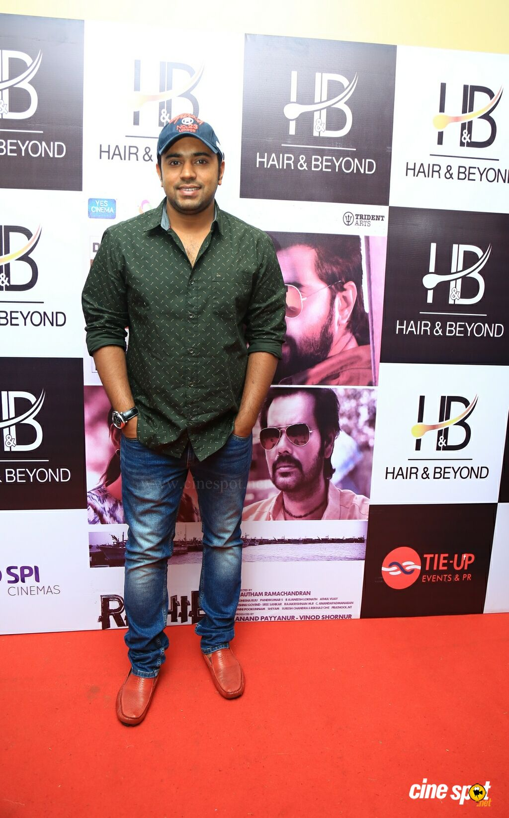 Nivin Pauly at Richie Movie Premiere Show (7)