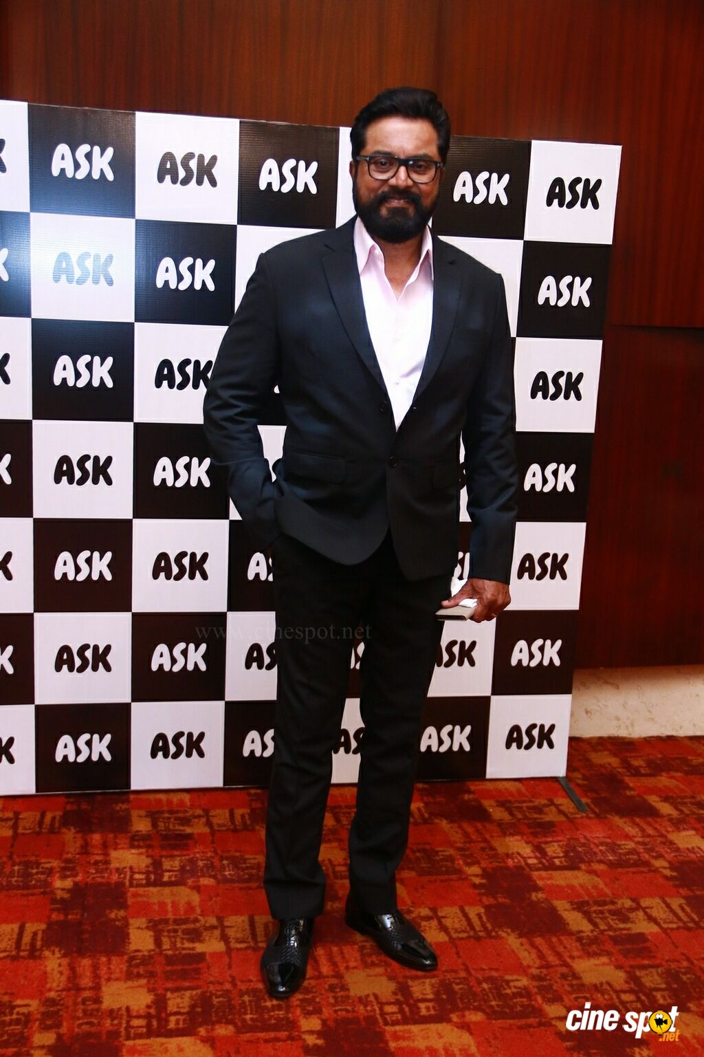 Sarathkumar at ASK APP Launch (2)