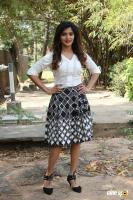Sanchita Shetty at Yenda Thalaila Yenna Vekkala Press Meet (2)