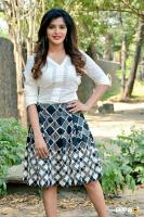 Sanchita Shetty at Yenda Thalaila Yenna Vekkala Press Meet (3)