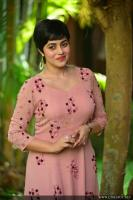 Poorna at Oru Kuttanadan Blog Movie Pooja (10)