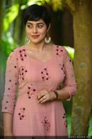 Poorna at Oru Kuttanadan Blog Movie Pooja (9)