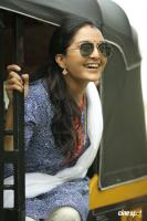 Manju Warrier Stills in Mohanlal Movie (2)